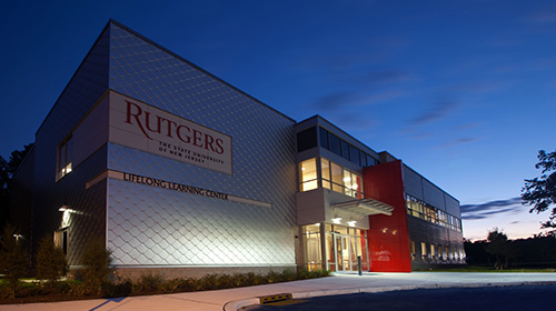 Rutgers at Atlantic Cape Community College